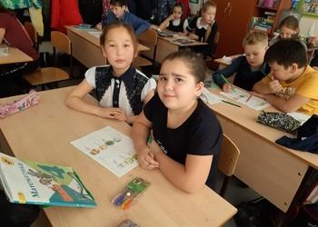 Участие Олекминских школьников во Всероссийском уроке «Наш дом. Ничего лишнего»